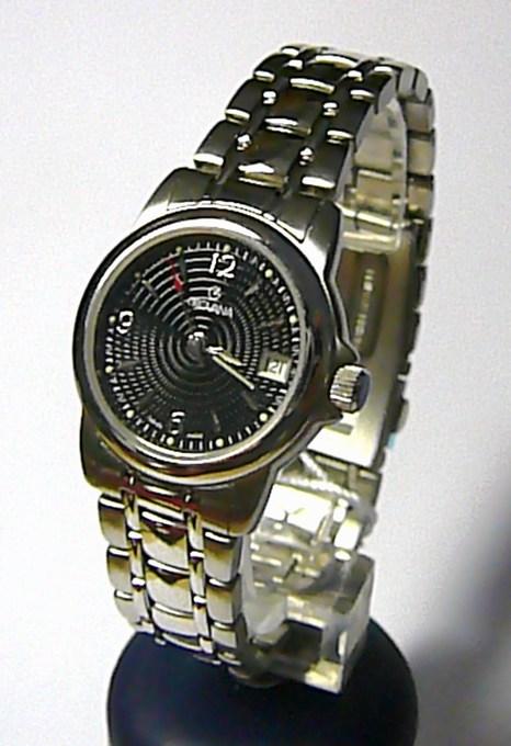 Švýcarské luxusní dámské vodotěsné hodinky Grovana 5500.1137 se safírovým sklem (5500.1137)
