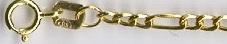 HOLLOW BABY BRACELETS - zlaté náramky s destičkou a srdíčkem BABYALV2/050