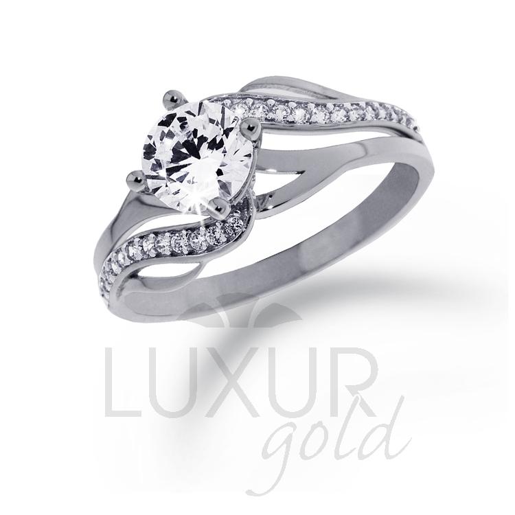 Diamantový prsten ANEMONA, GEMS, 43610700 (40610700)