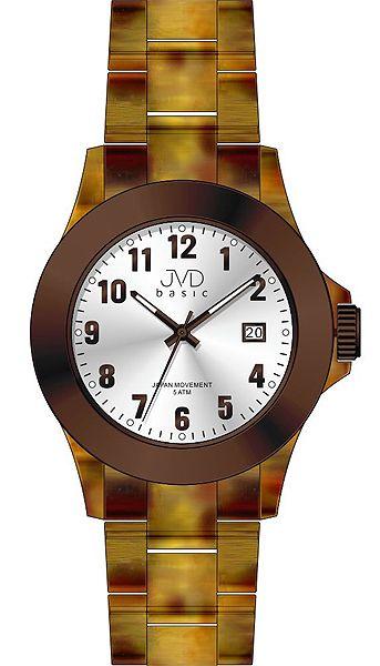 Luxusní nadčasové podzimní dámské náramkové hodinky JVD basic J6011.3
