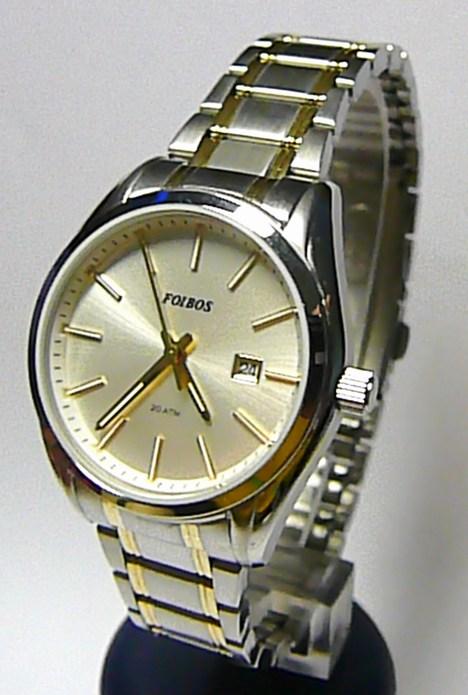 Luxusní vodotěsné dámské značkové hodinky Foibos 1W491 - 20ATM