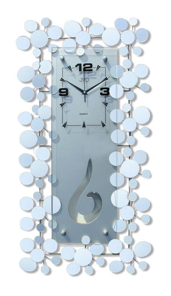 Velké obrovské designové nástěnné hodiny JVD design HJ07 (POŠTOVNÉ ZDARMA!! - POSLEDNÍ KS!!)