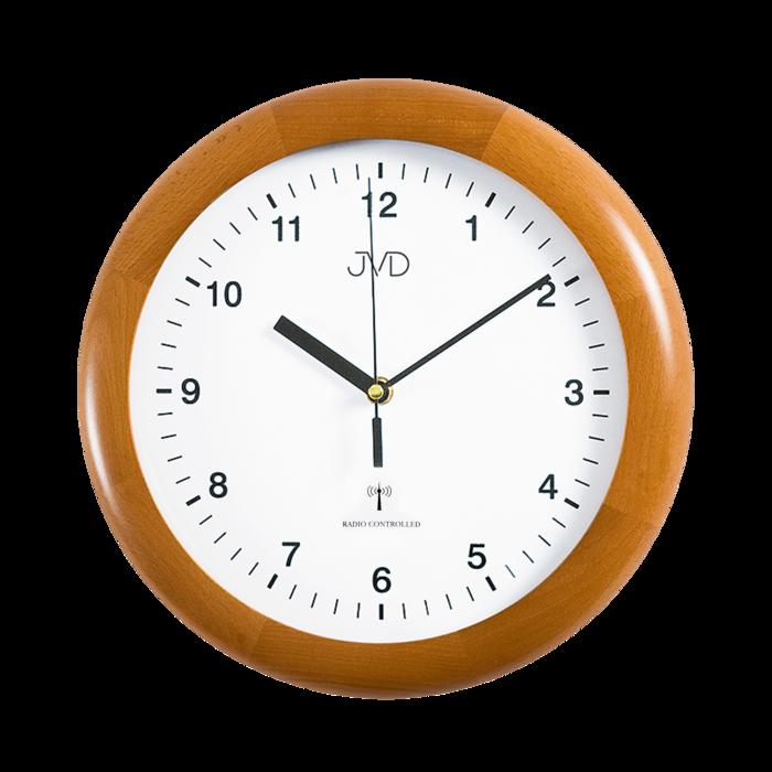 Rádiem řízené nástěnné hodiny JVD system RH2341/41
