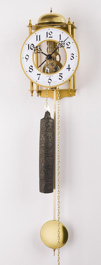 Luxusní kyvadlové kovové mechanické závažové hodiny Lacereta L03 POŠTOVNÉ ZDARMA!
