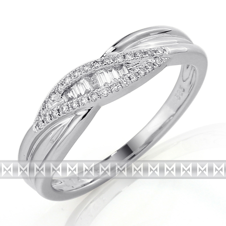Luxusní zlatý prsten posetý pravými diamanty 35 ks diamanty POŠTOVNÉ ZDARMA! (3860259-0-55-99)