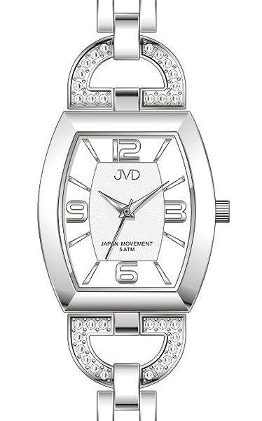 Dámské ocelové voděodolné hodinky JVD steel J4084.1 POŠTOVNÉ ZDARMA!