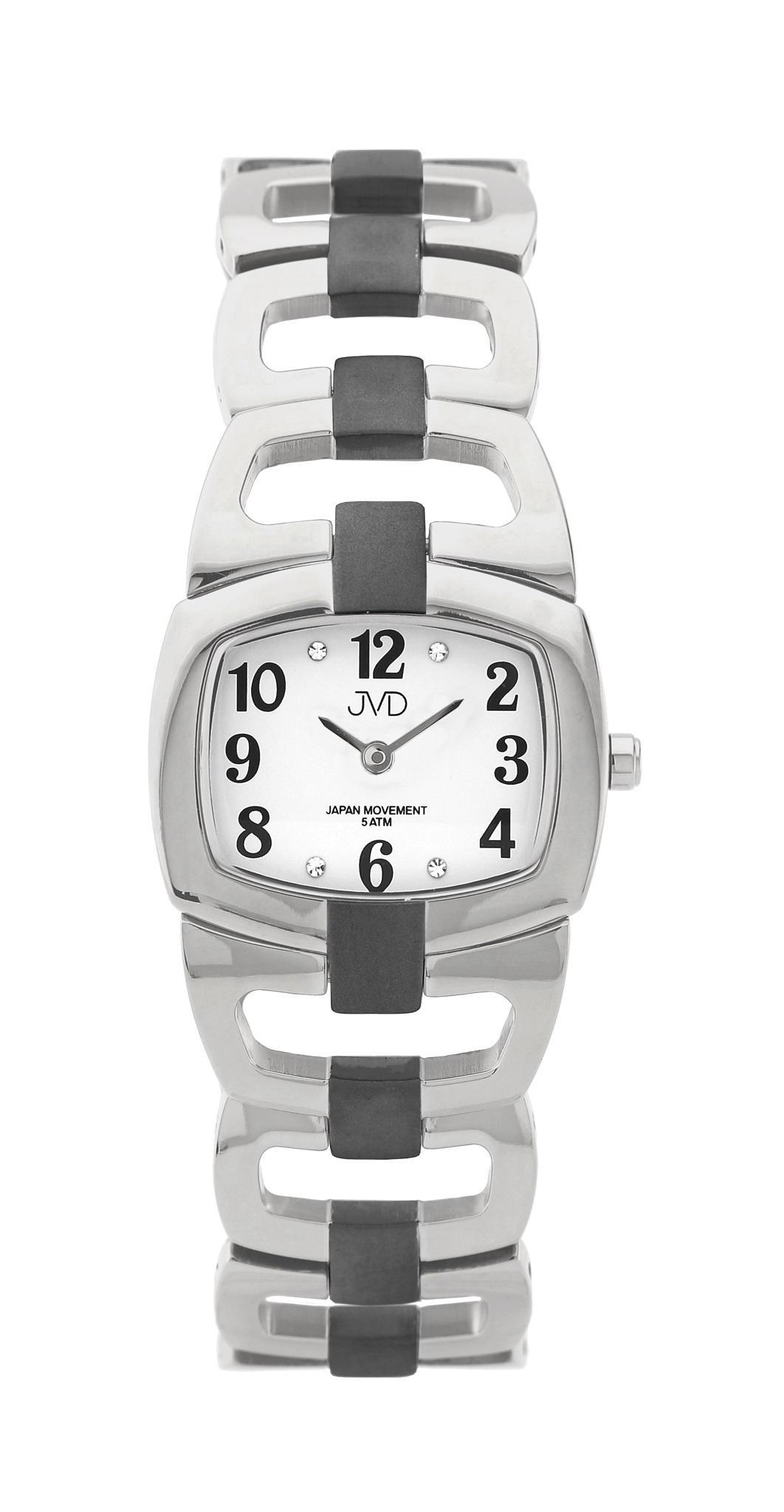Dámské titanové voděodolné luxusní hodinky JVD titanium J5003.3 (POŠTOVNÉ ZDARMA!!!)