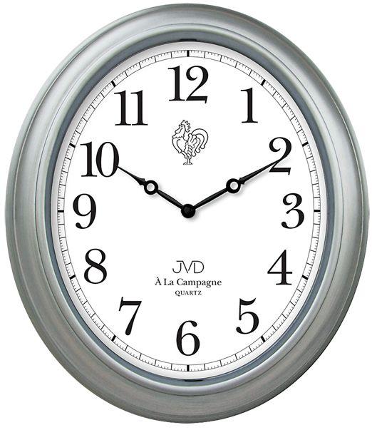 Nástěnné hodiny JVD quartz TS102.1 francouzského vzhledu Á La Campagne