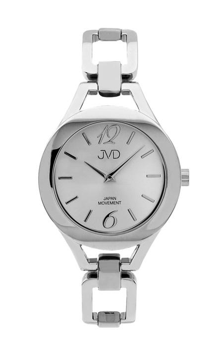 Dámské nerezové voděodolné hodinky JVD JC029.1 s datumovkou POŠTOVNÉ ZDARMA! (POŠTOVNÉ ZDARMA!!)