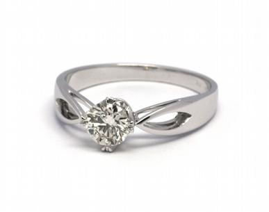 Luxusní zásnubní prsten s diamantem EXCELLENT 585/2,41 gr J-21256-12 POŠTOVNÉ ZDARMA!