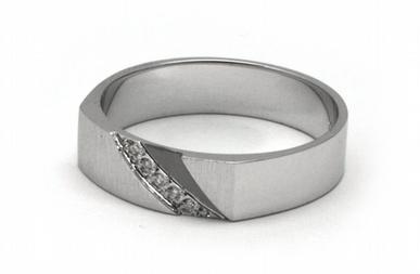 Luxusní diamantový prsten s přírodními diamanty 585/3,66 gr J-20213-11 POŠTOVNÉ ZDARMA!