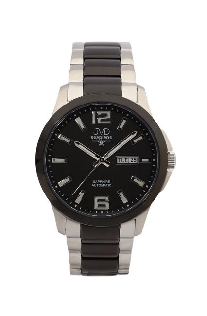 Samonatahovací automaty pánské chronografy hodinky JVD seplane JS29.1 se safírem POŠTOVNÉ ZDARMA! (POŠTOVNÉ ZDARMA!!)