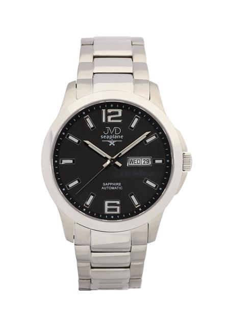 Samonatahovací automaty pánské chronografy hodinky JVD seplane JS29.3 se safírem POŠTOVNÉ ZDARMA!