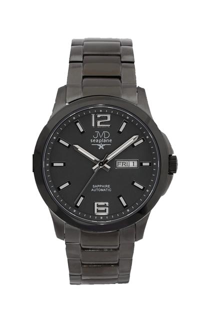 Samonatahovací automaty pánské chronografy hodinky JVD seplane JS29.4 se safírem POŠTOVNÉ ZDARMA!