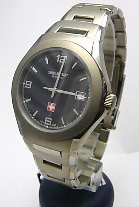 Pánské švýcarské celotitanové hodinky Grovana SWISS ALPINE MILITARY 1520.1197SM POŠTOVNÉ ZDARMA!