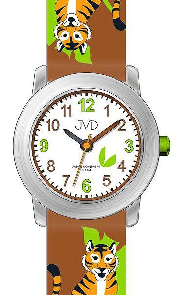 Dětské hodinky JVDJ7151.1 s motivy džungle
