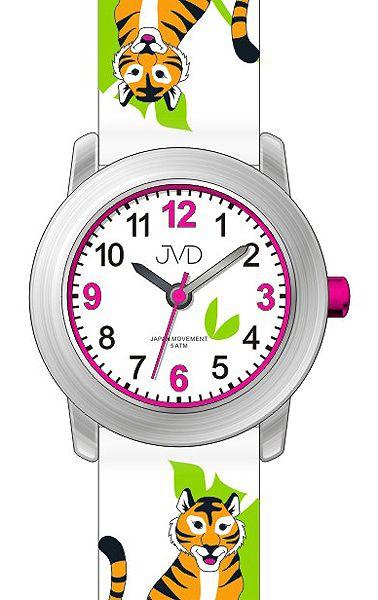 Dětské hodinky JVDJ7151.4 s motivy džungle