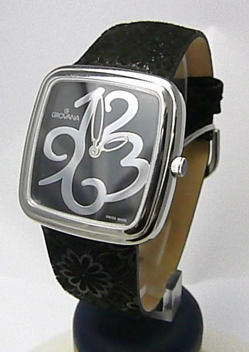 Dámské švýcarské hodinky Grovana 4413.1537 se safírovým nepoškrabatelným sklem POŠTOVNÉ ZDARMA!