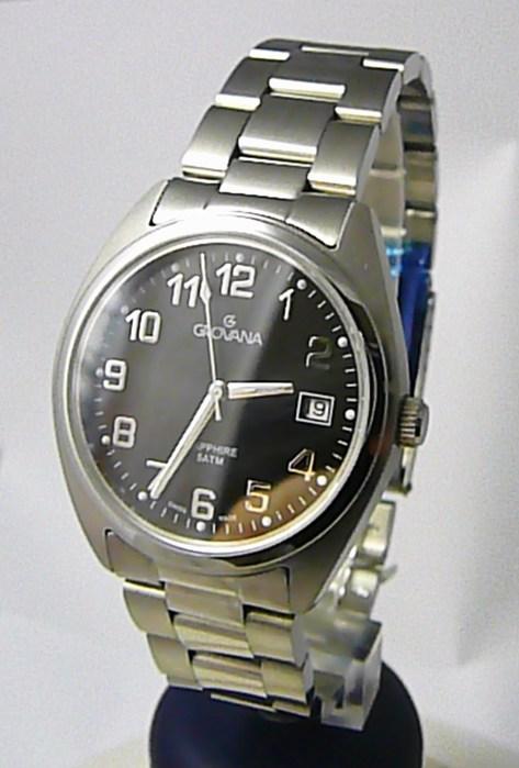Pánské švýcarské hodinky Grovana 1565.1134 se safírovým nepoškrabatelným  sklem POŠTOVNÉ ZDARMA! 749d9fdba2
