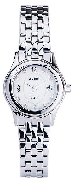 Značkové švýcarské dámské hodinky Lacerta LC401 s nepoškrabatelným sklem POŠTOVNÉ ZDARMA!