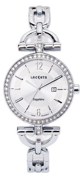 Dámské švýcarské šperkové luxusní hodinky Lacerta LC301 - safírové sklo POŠTOVNÉ ZDARMA! (55)