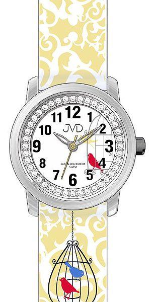 Dětské náramkové hodinky JVD J7165.1 pro malé zpěváky - 5ATM