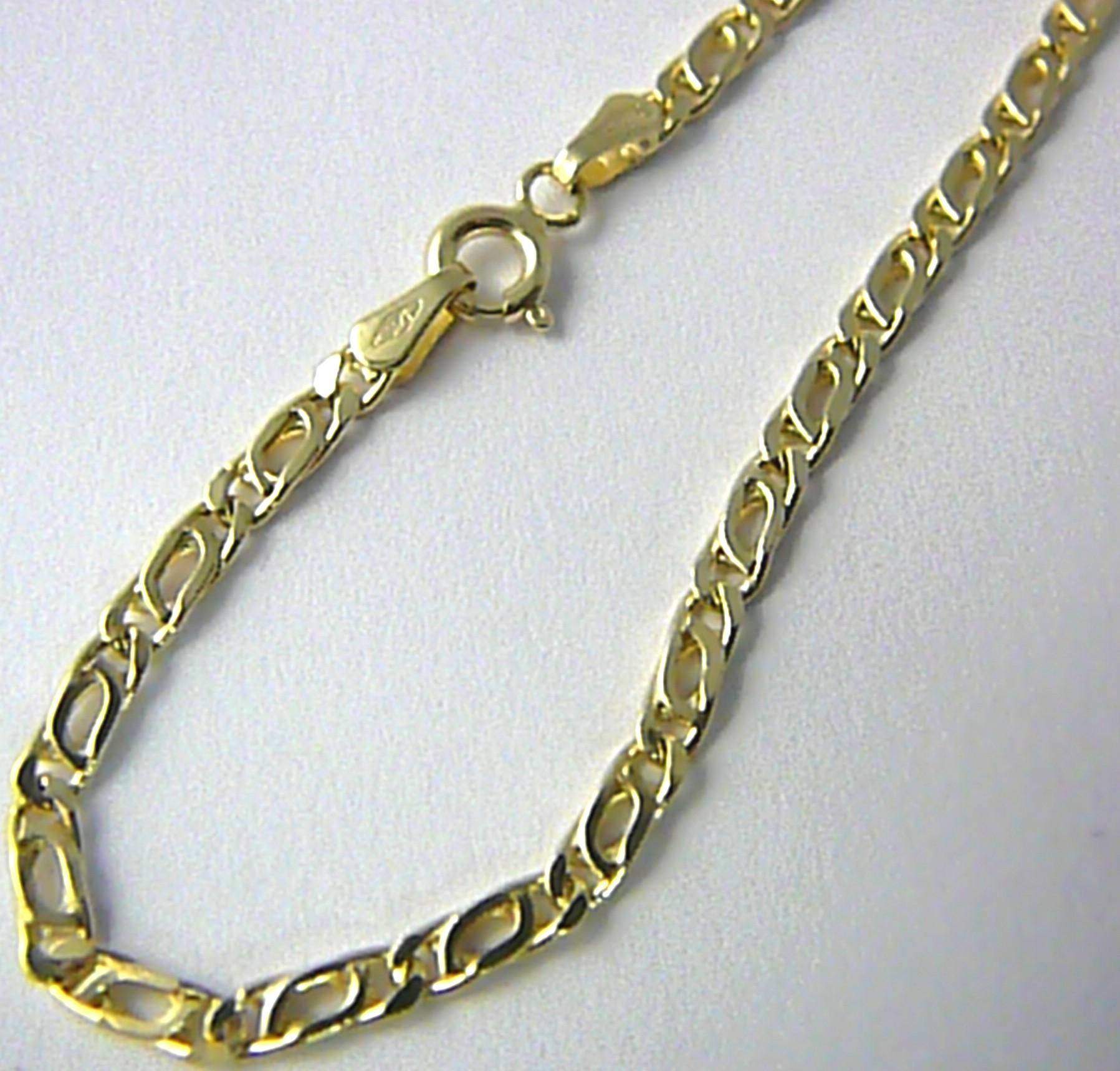 7e0bb33a7 Mohutný silný zlatý pánský náramek 585/1,06gr 21cm H457 POŠTOVNÉ ZDARMA! (