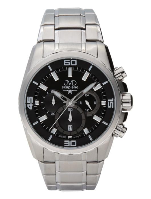 Luxusní vodotěsné sportovní hodinky JVD W81.1 chornograf se stopkami POŠTOVNÉ ZDARMA!