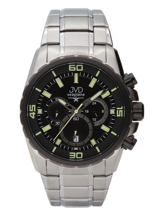 Luxusní vodotěsné sportovní hodinky JVD W81.2 chornograf se stopkami POŠTOVNÉ ZDARMA!