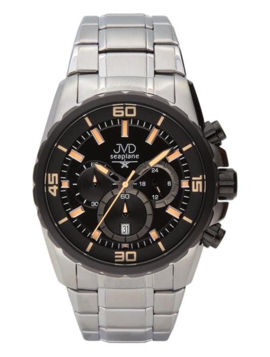 Luxusní vodotěsné sportovní hodinky JVD W81.3 chornograf se stopkami POŠTOVNÉ ZDARMA!