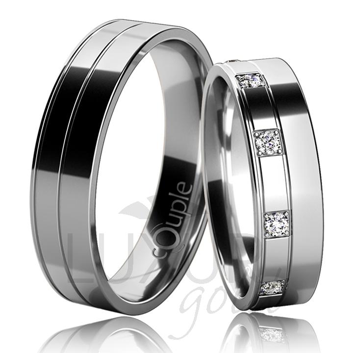 MAURICIUS snubní prsteny bílé zlato C 5 UE 1 (C 5 UE 1 )