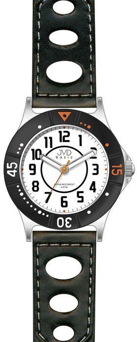Dětské chlapecké sportovní barevné náramkové hodinky JVD J7087.1 - 5ATM