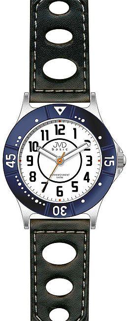 Dětské chlapecké sportovní barevné náramkové hodinky JVD J7087.2 - 5ATM