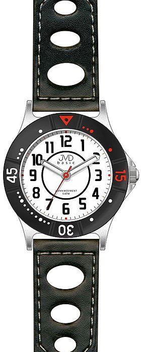Dětské chlapecké sportovní barevné voděodolné hodinky JVD J7087.3 - 5ATM