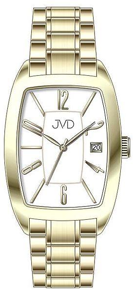 Dámské ocelové módní zlacené hodinky JVD W79.2 POŠTOVNÉ ZDARMA!