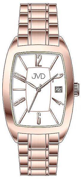 Dámské ocelové módní růžové hodinky JVD W79.3 POŠTOVNÉ ZDARMA!