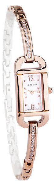 Dámské šperkové švýcarské hodinky LACERTA TENDER 732 E6 570 POŠTOVNÉ ZDARMA!