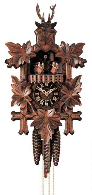 Tradiční ručně vyrobené řezané kukačky Hönes s jednodenním strojkem K605/4T