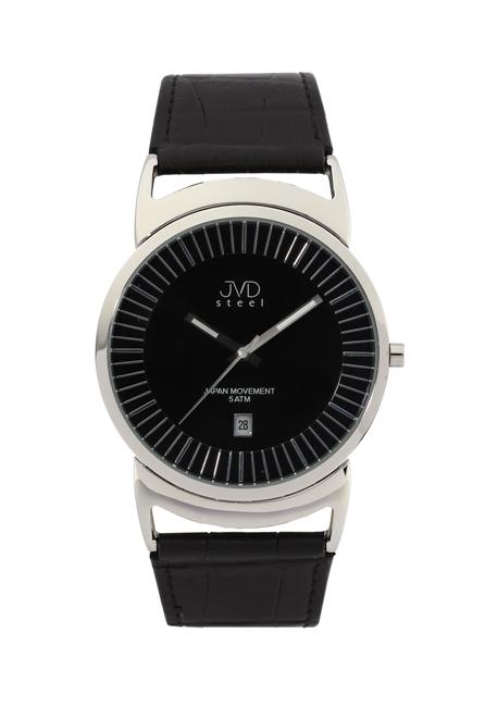 755a88c23f0 Dámské černé luxusní hodinky JVD steel J1061.2 POŠTOVNÉ ZDARMA!