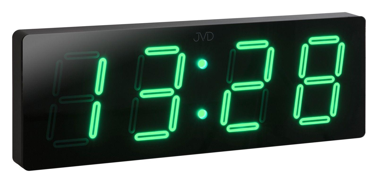 Velké svítící digitální moderní hodiny JVD DH1.3 POŠTOVNÉ ZDARMA! (POŠTOVNÉ ZDARMA!!!)