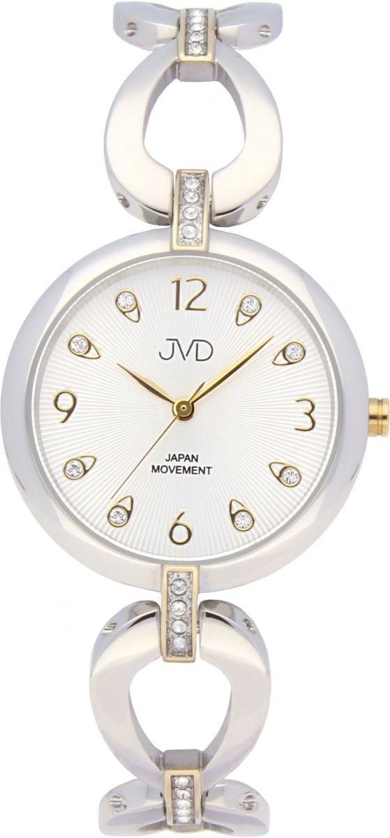 Dámské ocelové nerezové šperkové hodinky JVD JC081.4 - 5ATM POŠTOVNÉ ZDARMA !! 71e4f14dee2