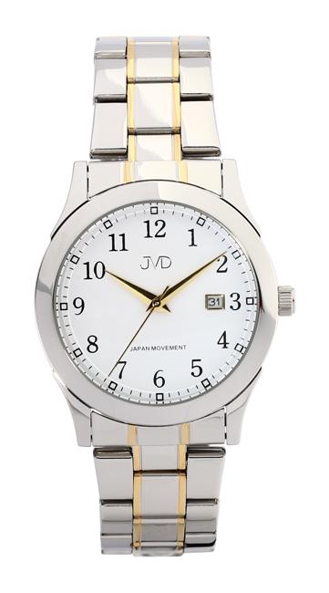 Pánské voděodolné ocelové hodinky JVD W85.3 - 5ATM (POŠTOVNÉ ZDARMA!!)