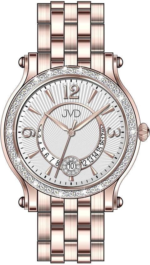 Dámské voděodolné šperkové elegantní hodinky JVD W87.3 POŠTOVNÉ ZDARMA!! (POŠTOVNÉ ZDARMA!!)