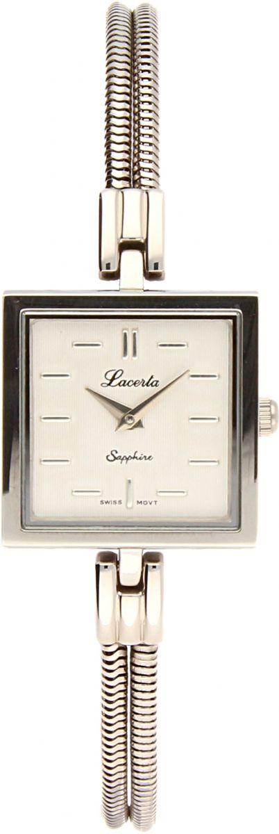 Dámské švýcarské šperkové hodinky Lacerta 762 473 N9 (safírové sklo) ( )