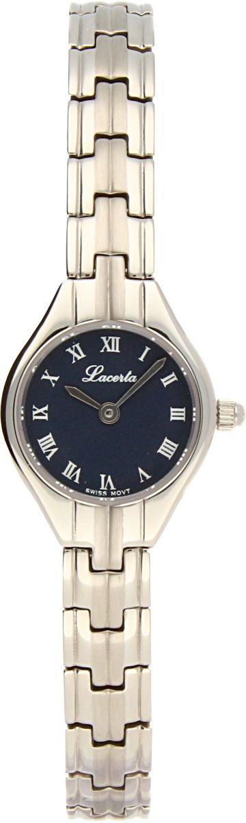 Dámské šperkové švýcarské hodinky Lacerta 762 011 S4 s římskými číslicemi POŠTOVNÉ ZDARMA!! (POŠTOVNÉ ZDARMA!!)