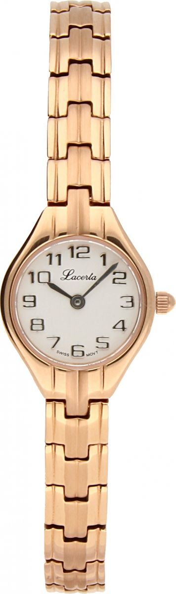 Dámské šperkové švýcarské hodinky Lacerta 762 S5 527 s arabskými číslicemi  POŠTOVNÉ ZDARMA!! ( 102318de88