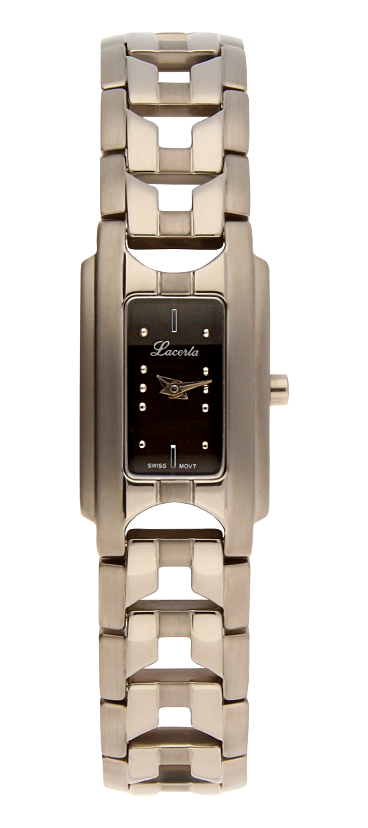 Dámské titanové švýcarské luxusní hodinky Lacerta 751 A8 547 se safírovým sklem POŠTOVNÉ ZDARMA!! (POŠTOVNÉ ZDARMA!!)