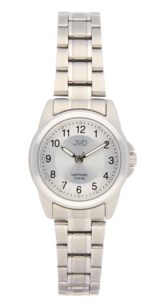 a494c35f632 Dámské ocelové vodotěsné hodinky J4147.1 - 10ATM se safírovým sklem  POŠTOVNÉ ZDARMA!