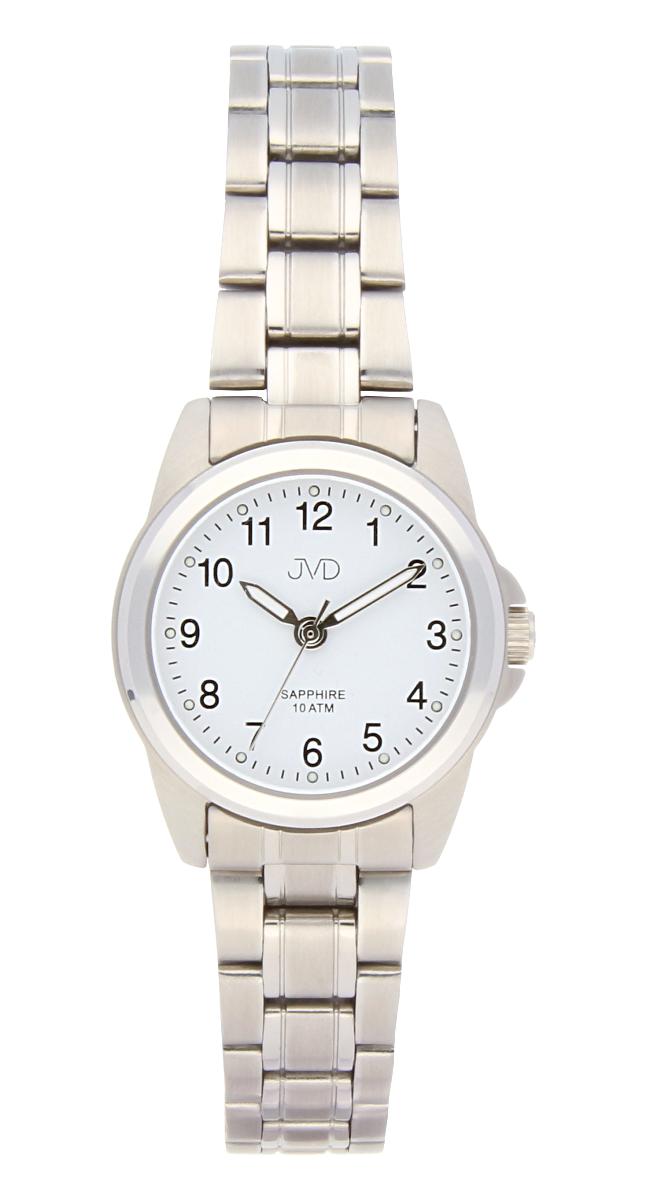 Dámské ocelové vodotěsné hodinky J4147.2 - 10ATM se safírovým sklem POŠTOVNÉ ZDARMA!!