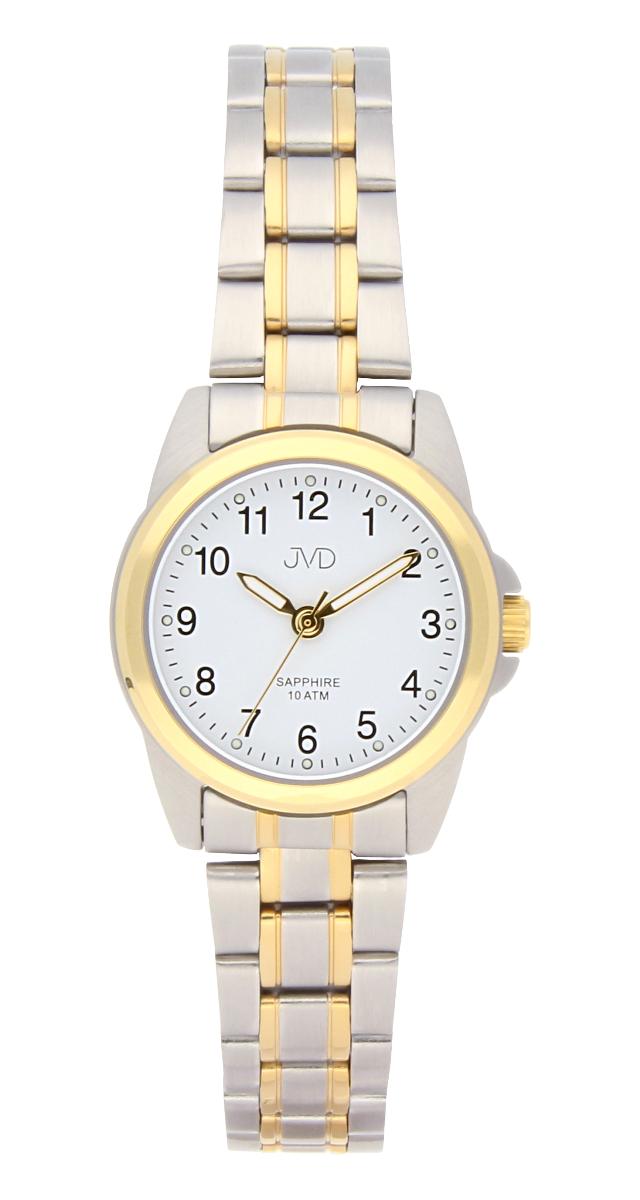 Dámské ocelové vodotěsné hodinky J4147.3 - 10ATM se safírovým sklem POŠTOVNÉ ZDARMA!!